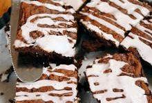 Receitas Anabólicas – Brownie de Batata Doce!