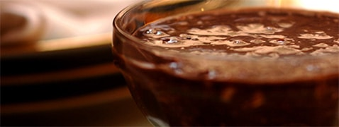 Receitas Anabólicas – Pudim de chocolate com Whey Protein