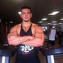Treino Completo de Bíceps do Felipe Franco