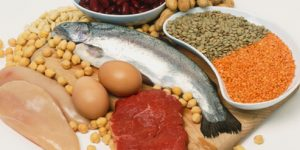 proteinas comidas