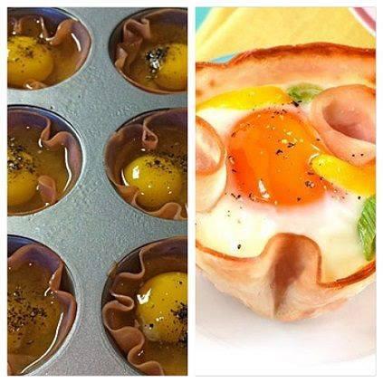 Tortinha Proteica – Receita Anabólica