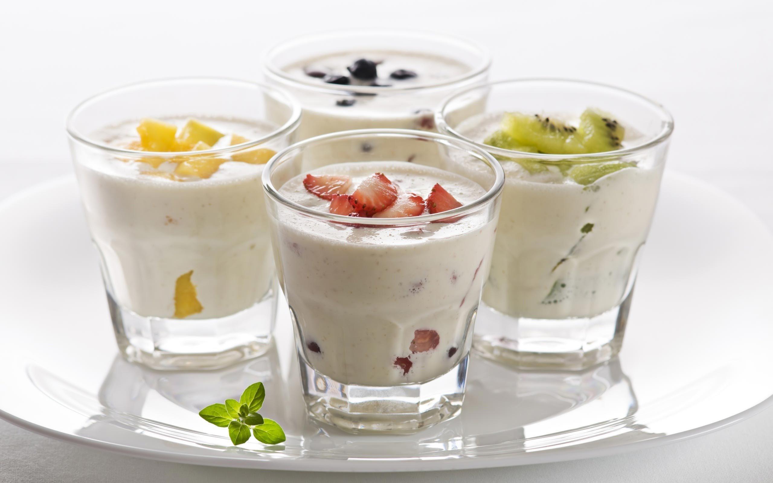 Benefício do Iogurte