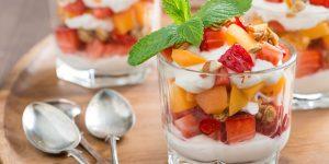 Sobremesas que Vão Turbinar a sua Dieta