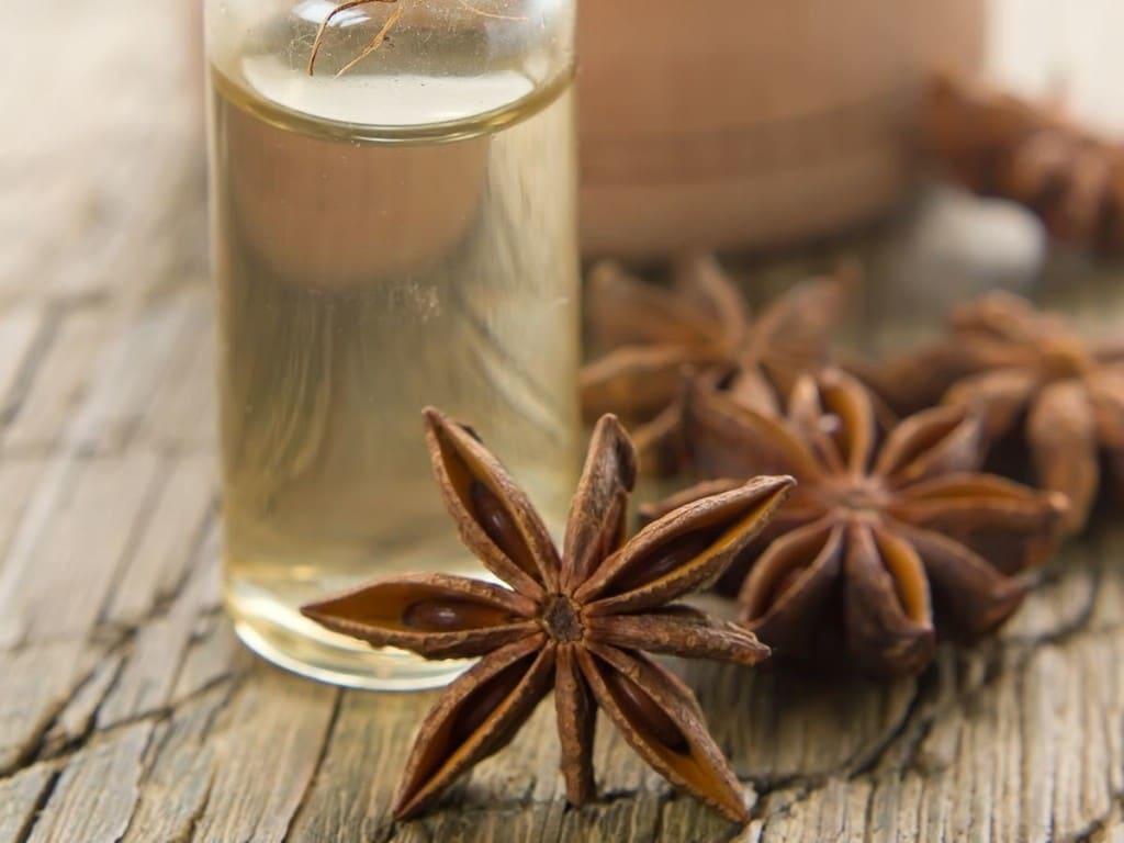 Beneficios do oleo de Anis