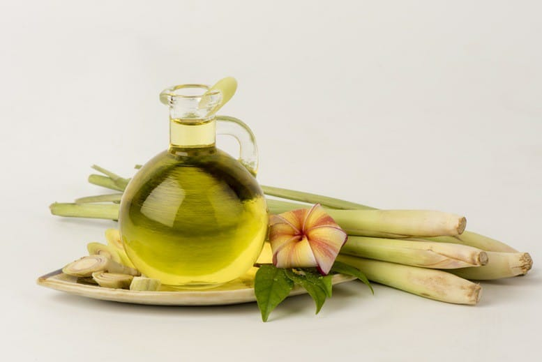 Beneficios do oleo de Lemongrass