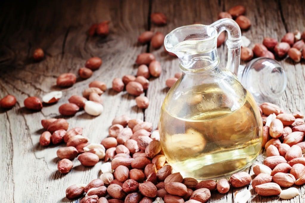 óleo de amendoim óleo de amendoim