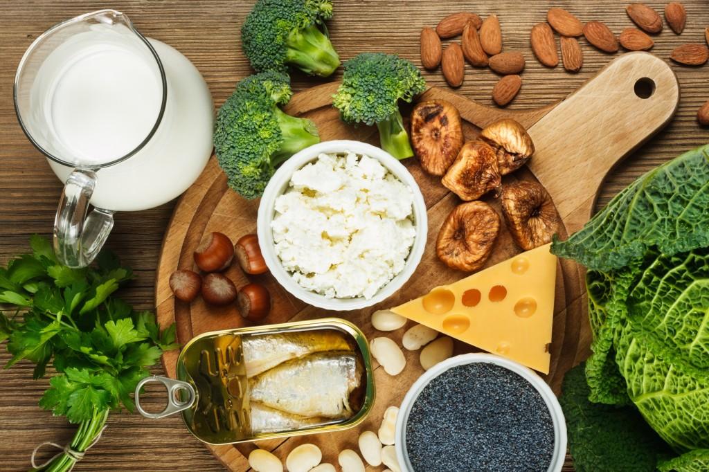Alimentos Ricos em Cálcio 1