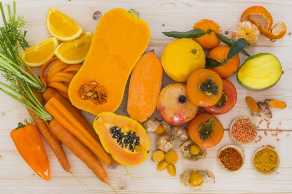 Alimentos Ricos em Vitamina A 1
