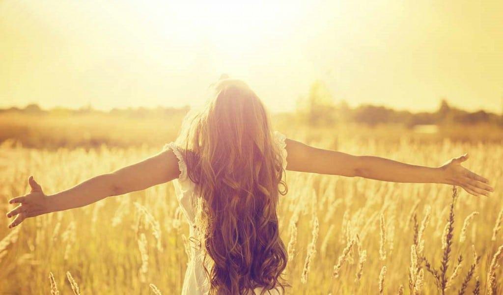 Benefícios do Sol