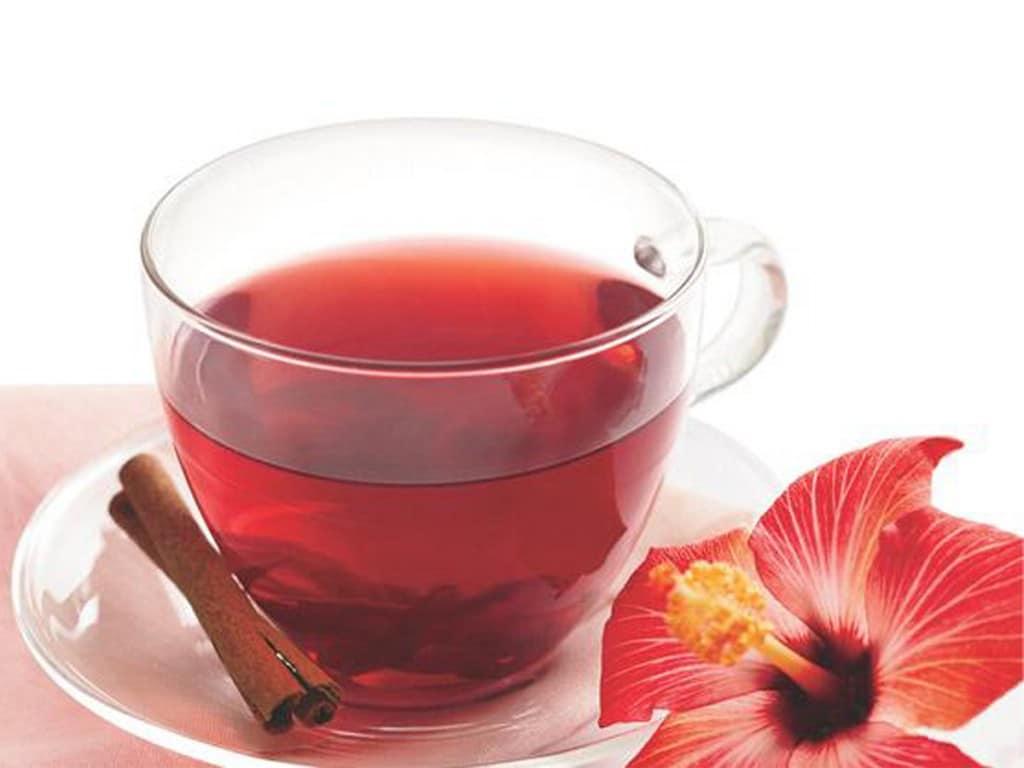 Os 10 Benefícios do Chá de Hibisco Para Saúde
