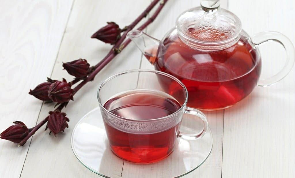 Chá de Rosa Castanha Chá