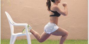 Exercícios Para Ficar Com suas Coxas Saradas