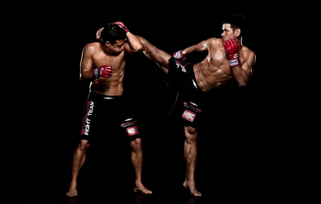 Beneficios do Muay Thai