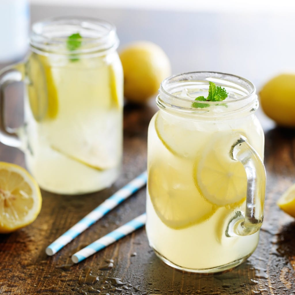 Benefícios do Suco Detox de Limão