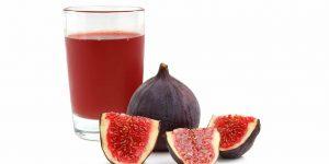Suco de Figo Suco de Figo
