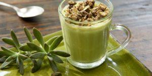 Suco de Pistache