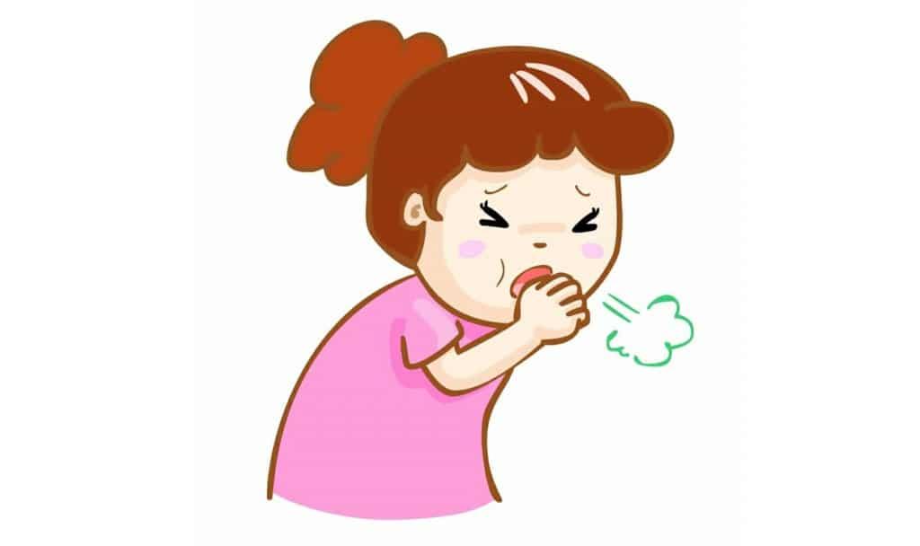 Sintomas da Tosse Seca Persistente