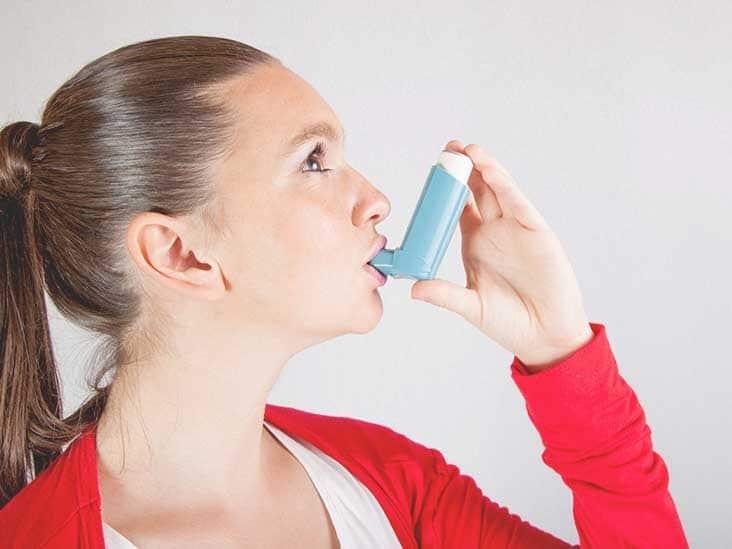 Asma – O que é, Causas, Sintomas e Tratamentos