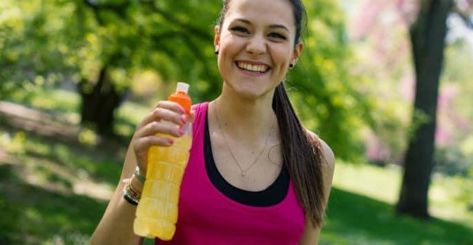 Os 6 Benefícios das Bebidas Energéticas Para Saúde