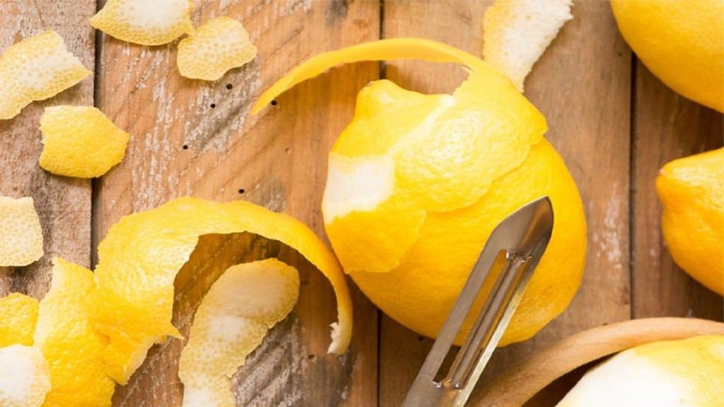 Benefícios do Chá da Casca de Limão