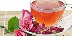 chá de Rosas