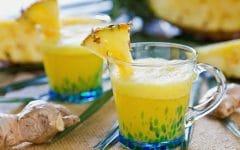 Os 12 Benefícios do Chá de Abacaxi Para Saúde!