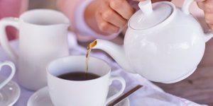 chá de agrião