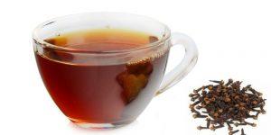 chá de cravo 1