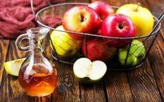 Os 10 Benefícios do Chá da Casca da Maça Para Saúde