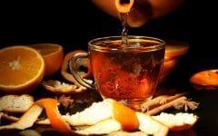 Os 10 Benefícios do Chá de Laranja Para Saúde