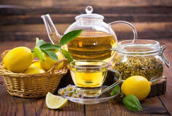 Benefícios do Chá de Limão Para Saúde