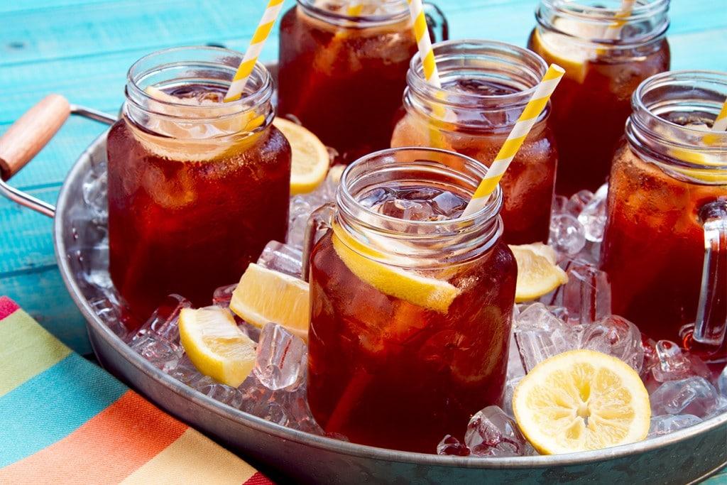 Os 10 Benefícios do Chá Gelado Para Saúde