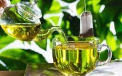 Os 10 Benefícios do Chá Verde Para Saúde