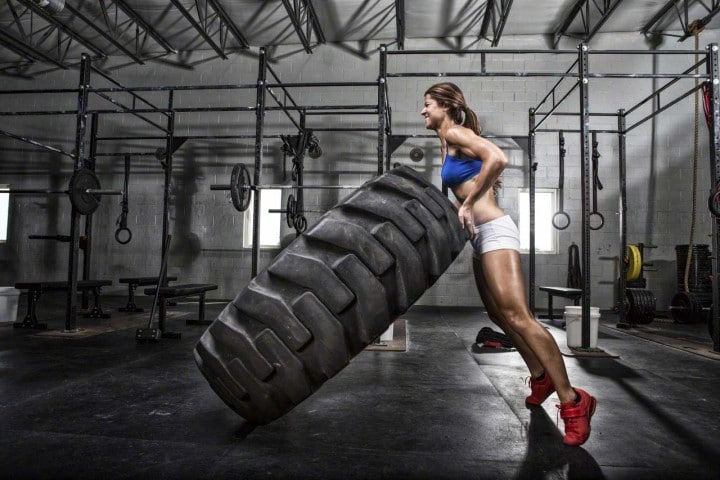 Beneficios do Crossfit
