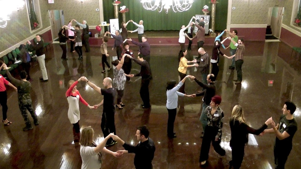 Beneficios da Dança
