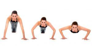 exercicios braços