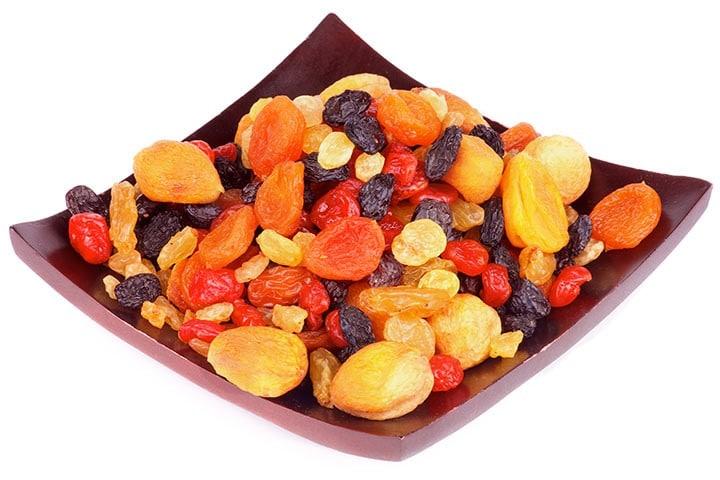 Os 9 Benefícios das Frutas Secas Para Saúde
