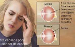 Miopia – O que é, Causas, Sintomas e Tratamentos!