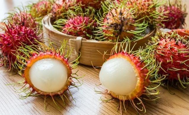 Benefícios do Rambutan