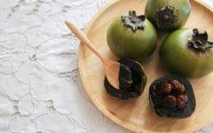 Os 10 Benefícios do Sapote Preto Para Saúde