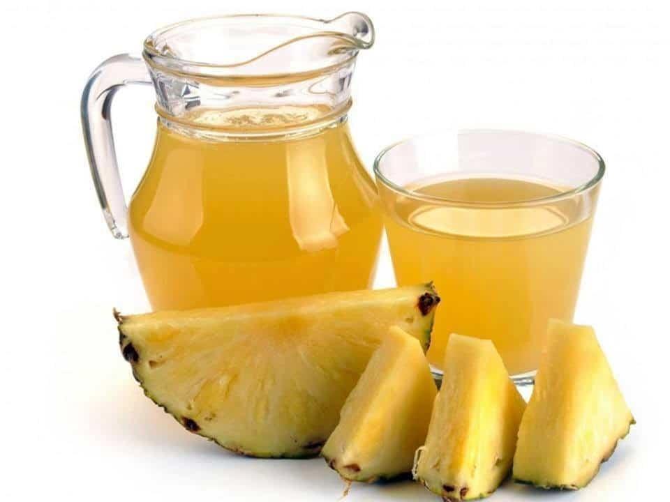 Benefícios do Suco de Abacaxi