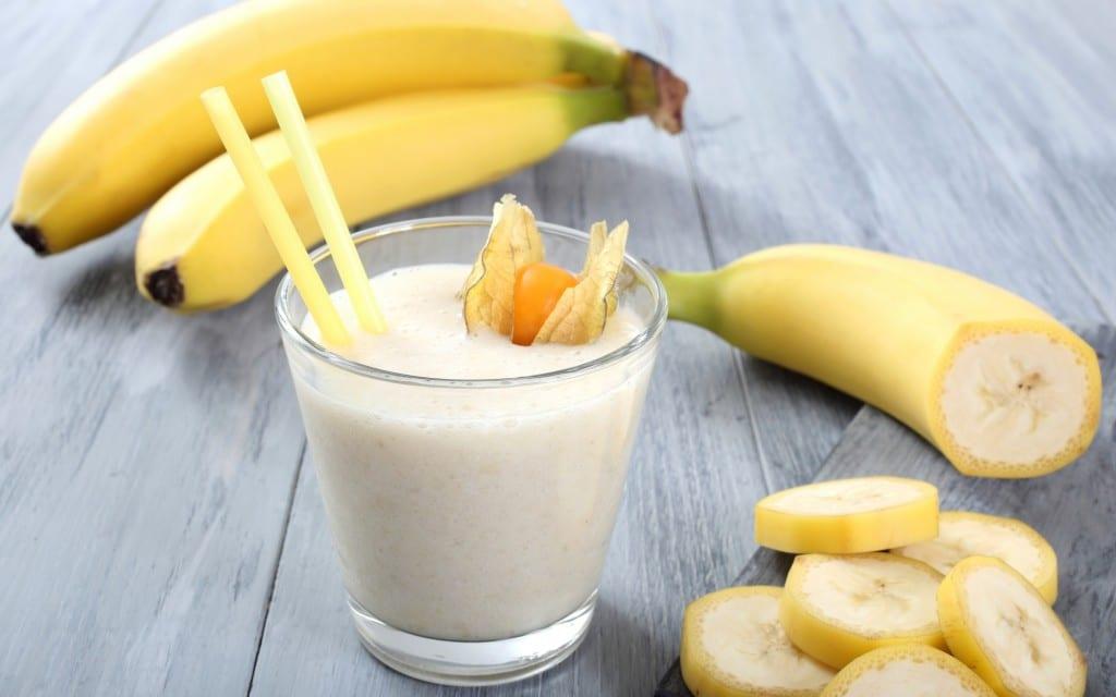 Os 10 Benefícios do Suco de Banana Para Saúde