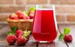 10 Benefícios do Suco de Morango – Para que Serve e Propriedades do Suco de Morango!