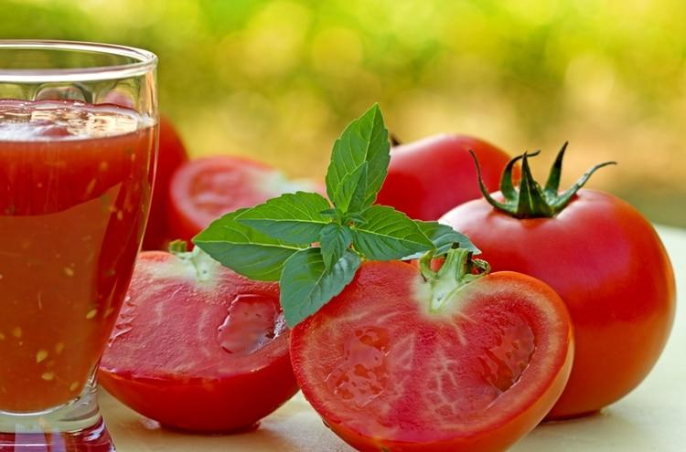 Benefícios do Suco de Tomate