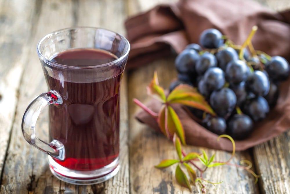 Benefícios do Suco de Uva