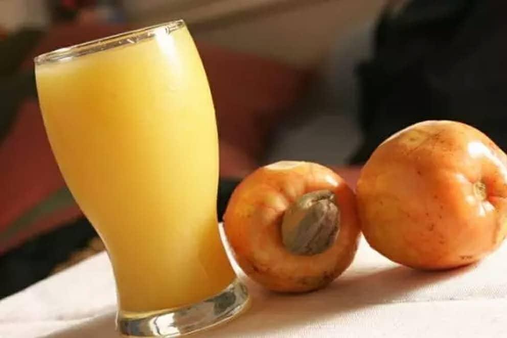 Os 11 Benéficos da Vitamina de Caju Para Saúde