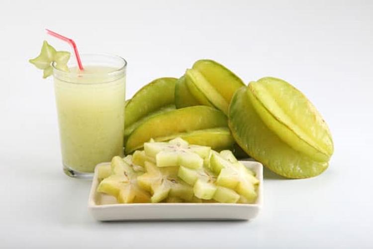 Benefícios da Vitamina de Carambola