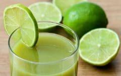 Os 9 Benefícios da Vitamina de Lima Doce Para Saúde!