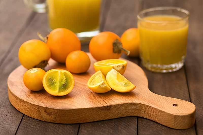 Benefício da Vitamina de Lulo