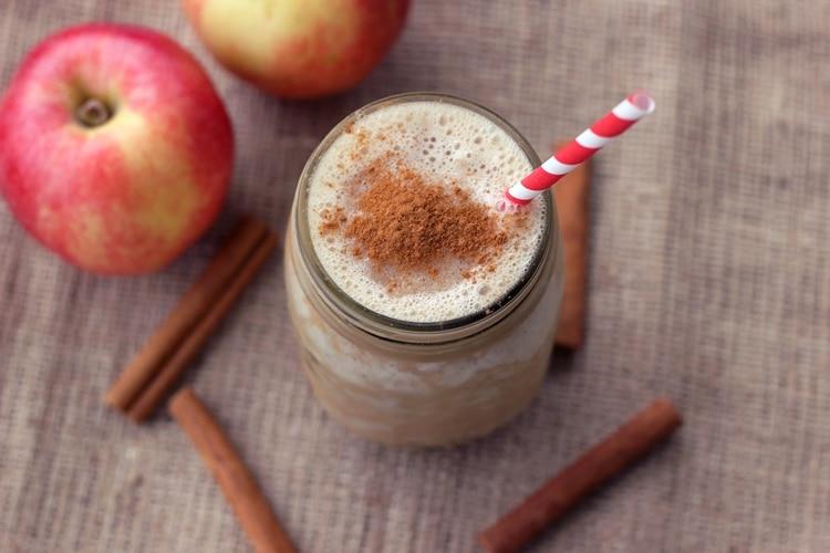 vitamina de maçã 1